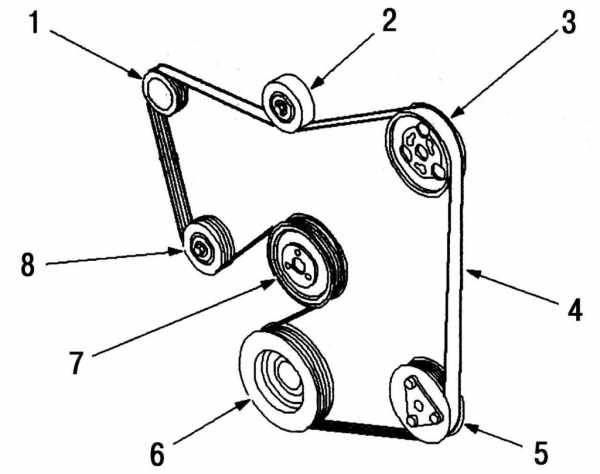 Замена ремня грм форд фокус 2 с двигателем 1,6 литра 115 л.с hxda