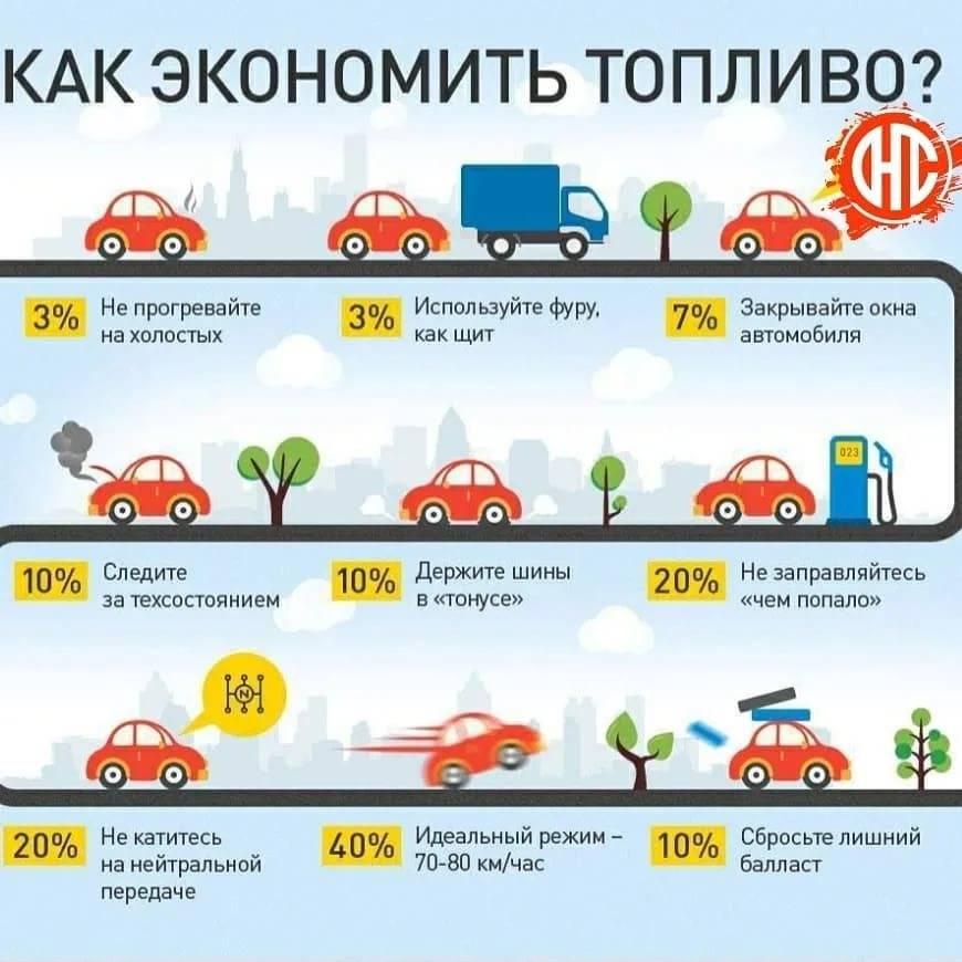 Экономичное вождение — десять популярных мифов о низком расходе топлива