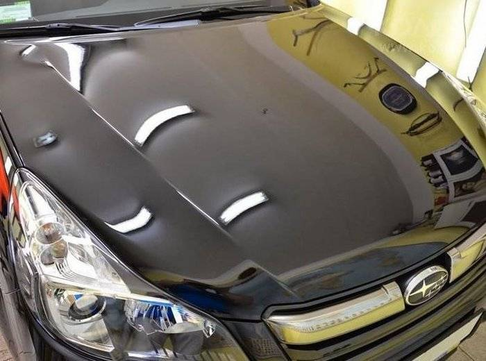 Жидкое стекло для авто: зачем нужно, насколько хватает