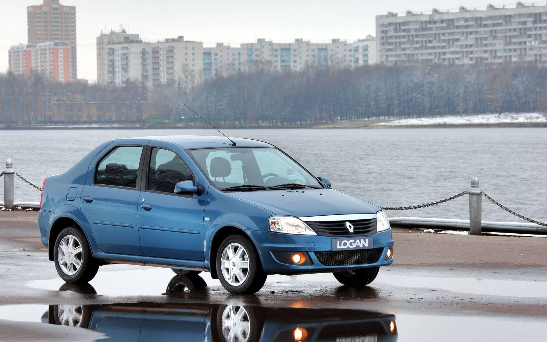 7 самых дешевых машин в России
