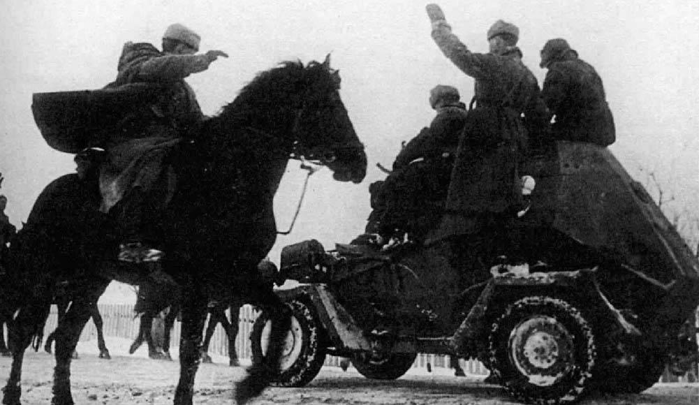 Война броневиков великой отечественной: ба-64 против sd.kfz.222