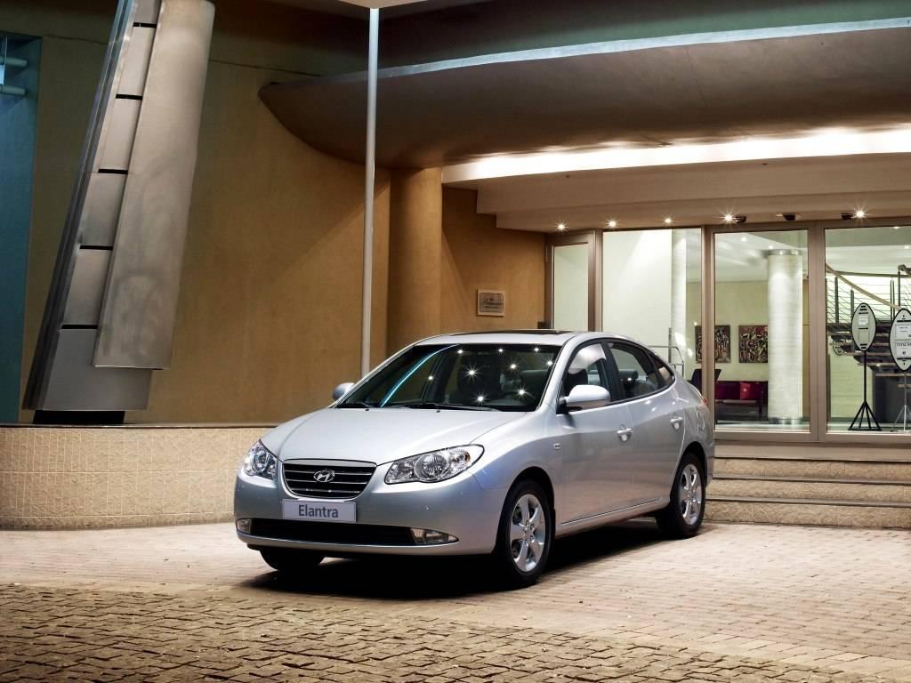 Hyundai elantra j4 - проблемы и неисправности