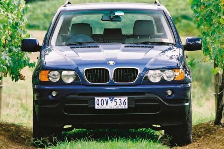 Сплошное разочарование: почему не стоит брать BMW Х5 II