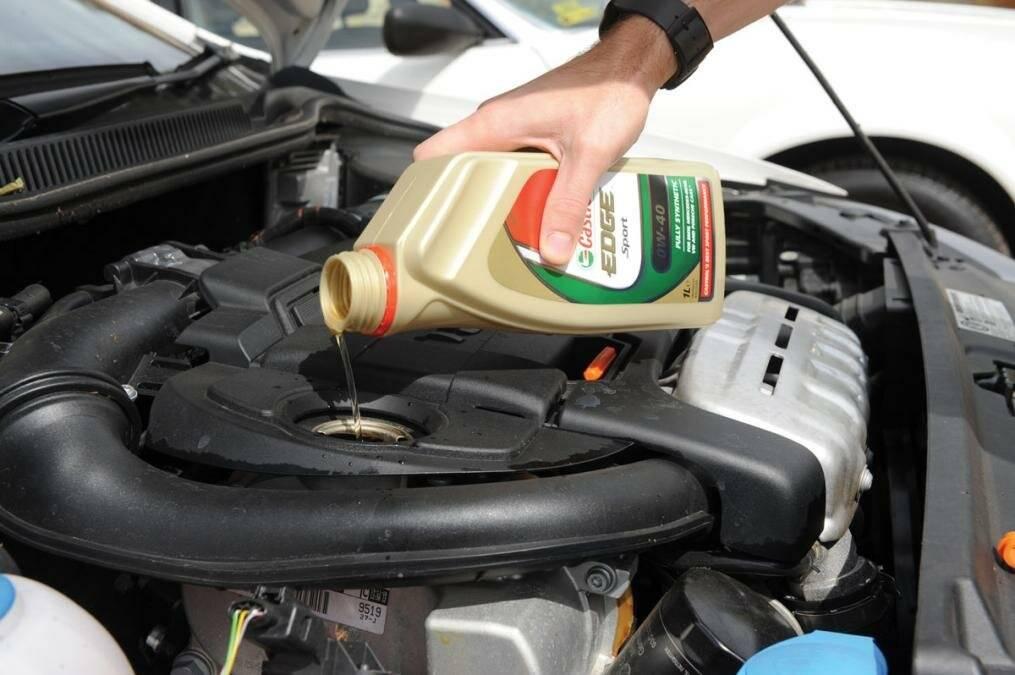 Топ-5 причин большого расхода масла в автомобиле