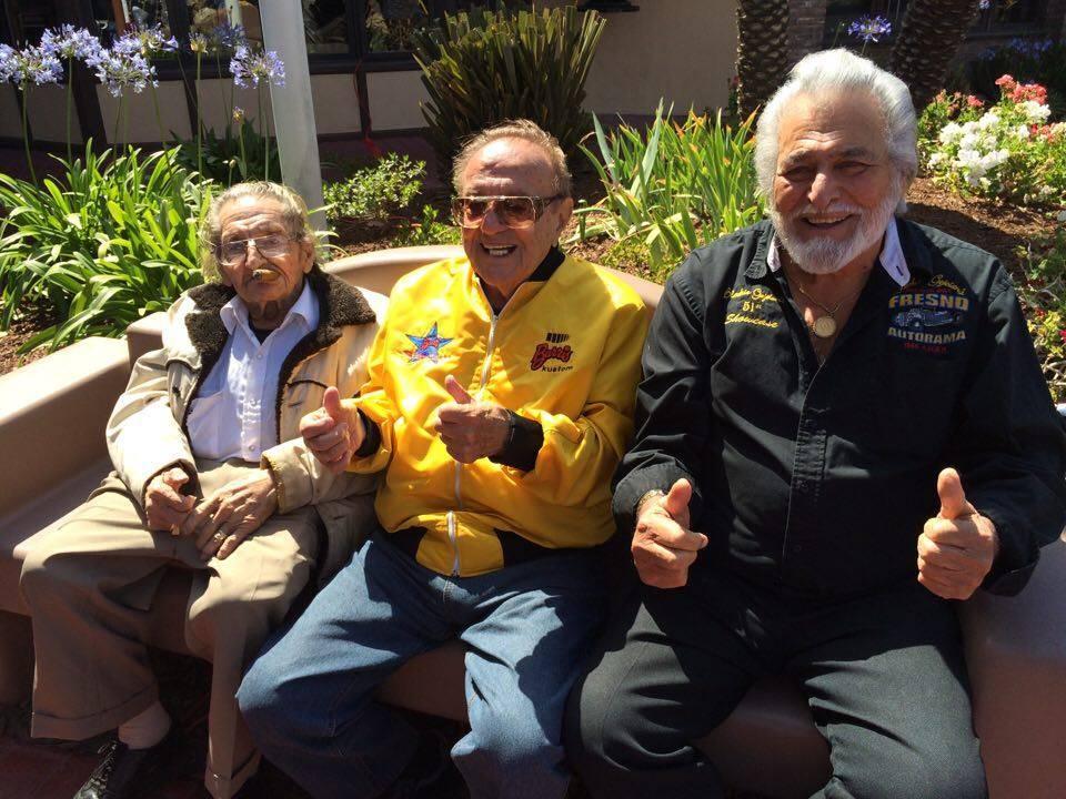 Batmobile creator george barris dies at age 89 | daily mail online