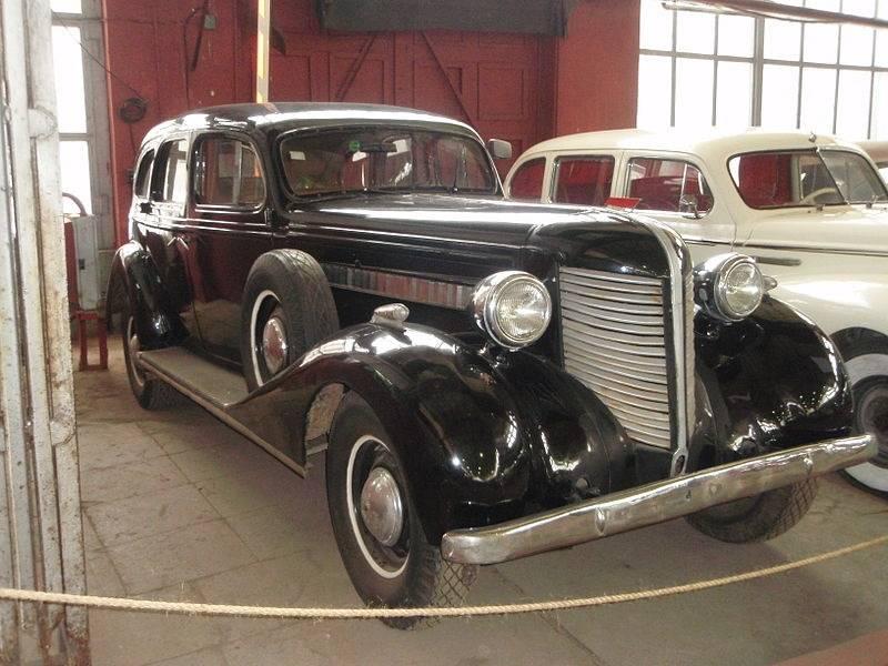 Почти народный лимузин: история «советского бьюика» зис-101 - автомобильный журнал
