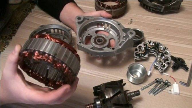 Ремонт генератора своими руками — основные признаки неисправностей, диагностика поломки и пошаговая инструкция по ремонту