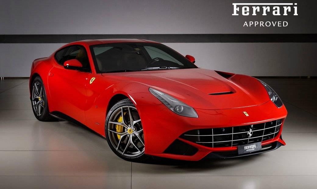 Ferrari f12 berlinetta, агрессивный темперамент и неукротимая мощь