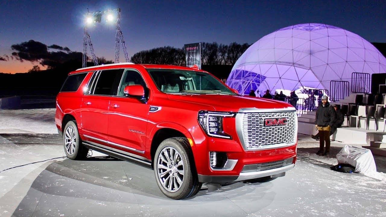 GMC анонсировала новую версию внедорожника Yukon