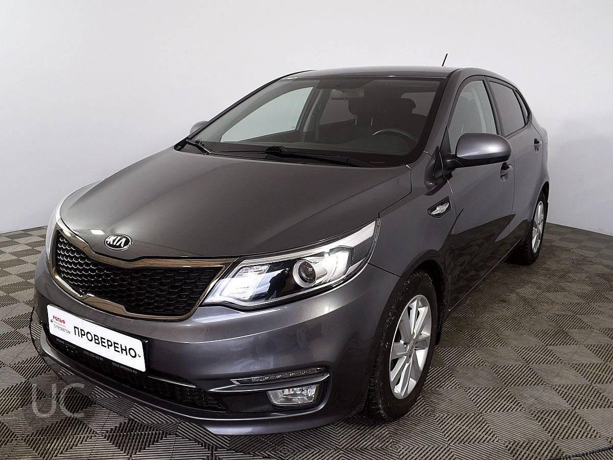 Топ-5 премиальных авто, которые можно взять вместо нового KIA Rio