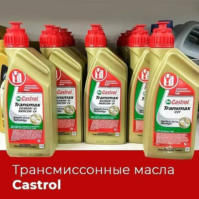 Моторное масло кастрол: свойства, разновидности, плюсы и минусы