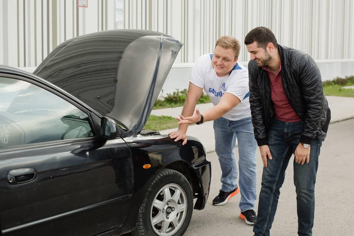 Как определить перекупа автомобиля