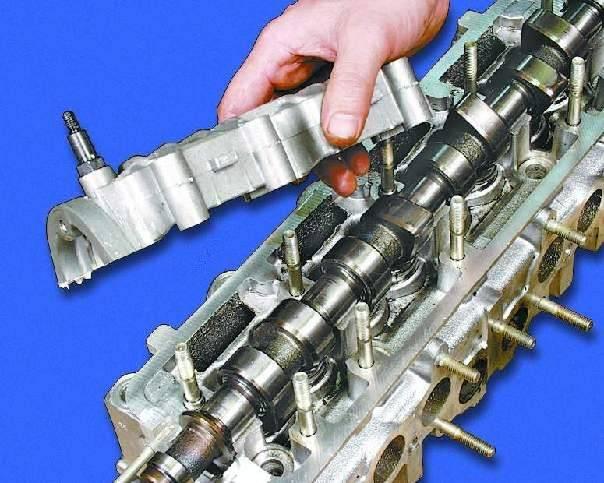 Как правильно снимать головку блока двигателя?