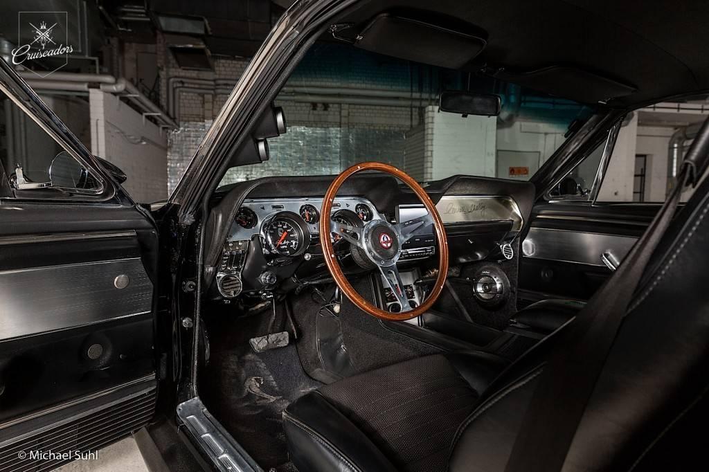 Ford mustang (1967): технические характеристики и фото