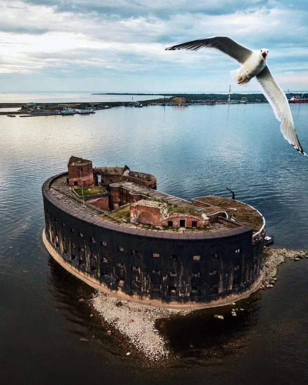 Форты кронштадта, экскурсии по фортам кронштадта, фото, описание