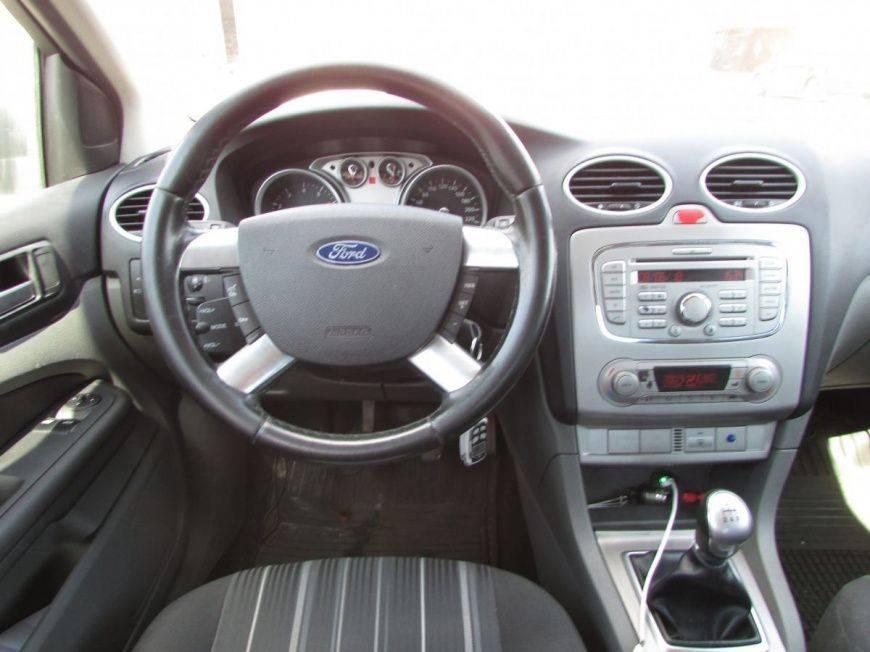 Ford focus 2-го поколения на вторичном рынке