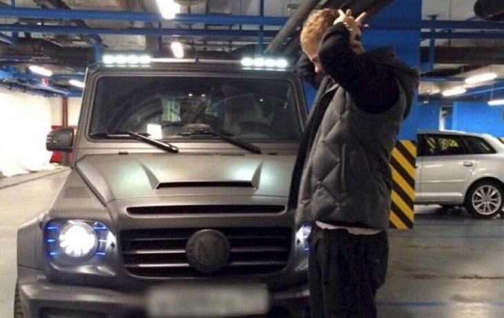 Не только штрафы, что еще скрывает «Гелендваген» Кокорина