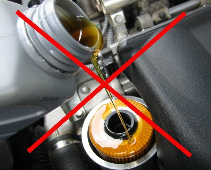 Как правильно перейти на другую марку моторного масла, инструкция