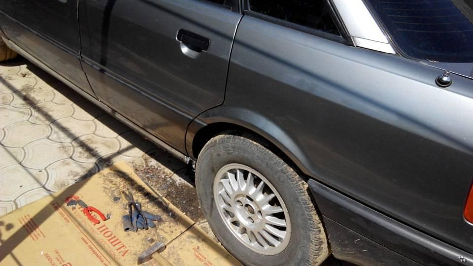 Оцинковка кузова: какие автомобили лучше защищены от коррозии — интернет-клуб для автолюбителей