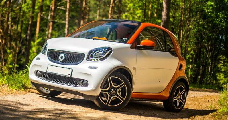 Городские забияки: 3 самых маленьких авто на вторичке России