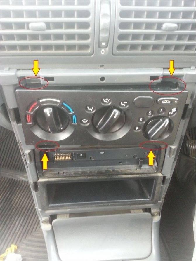 Не работает печка в нексии - возможные проблемы