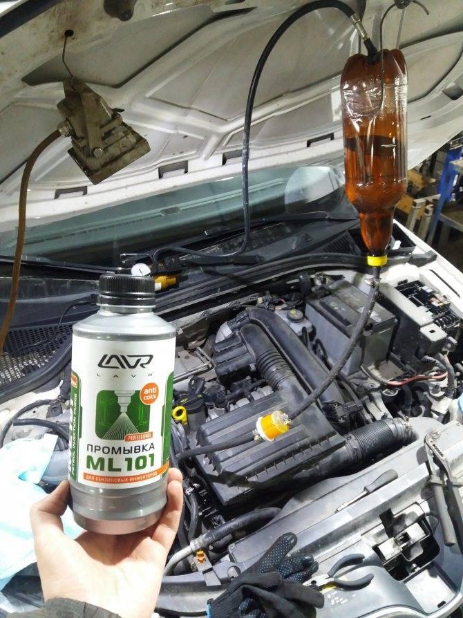 Есть ли смысл в промывке двигателя при замене масла