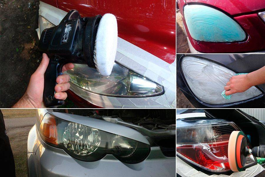 Полировка кузова автомобиля: технология, инструкция проведения своими руками