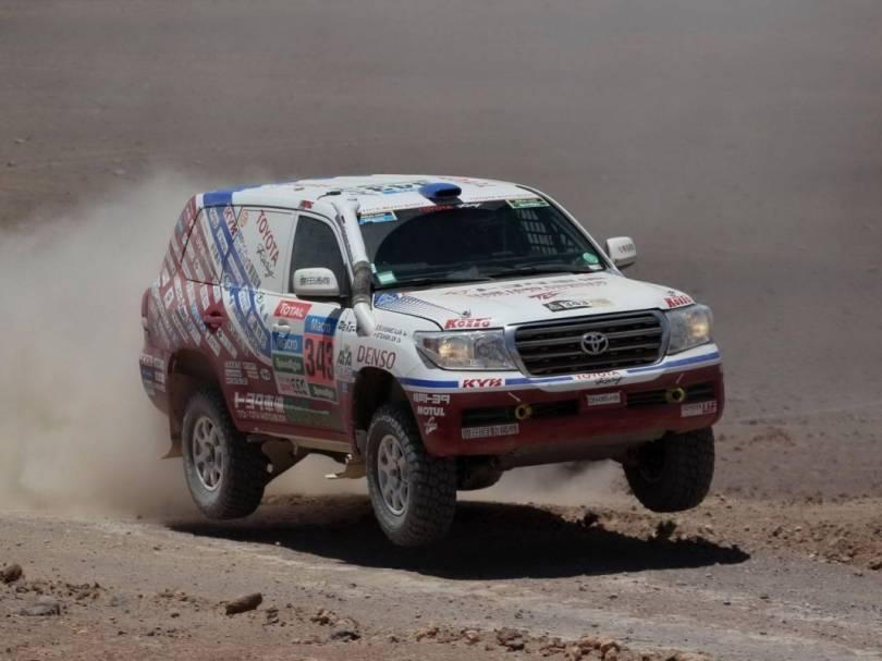 Самые интересные авто, участвовавшие в марафоне «дакар» 2019