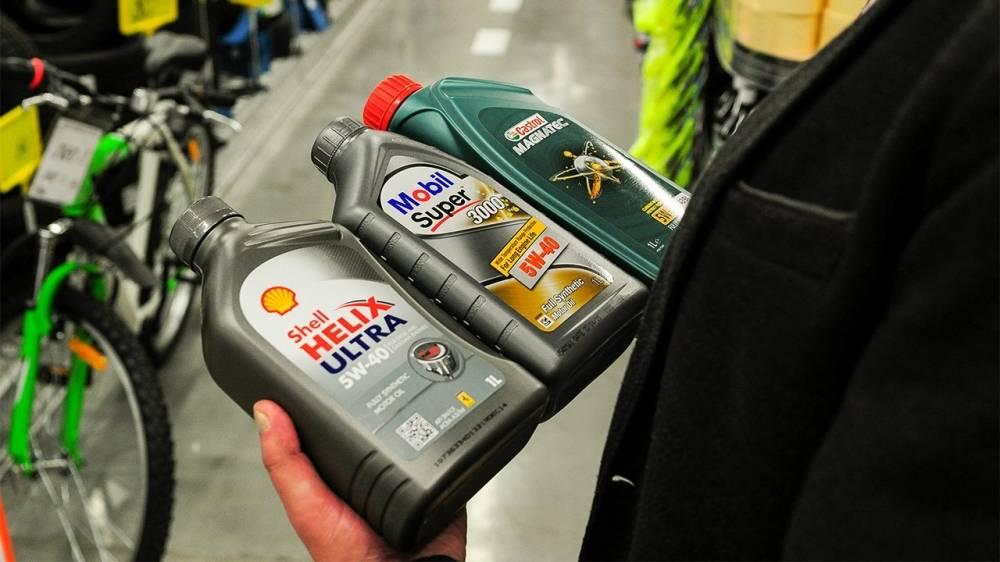 Моторные масла – их марки, характеристики, рейтинг производителей