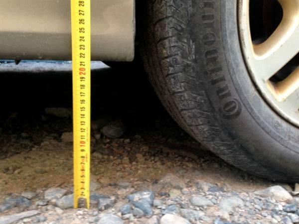 Клиренс автомобилей это дорожный просвет