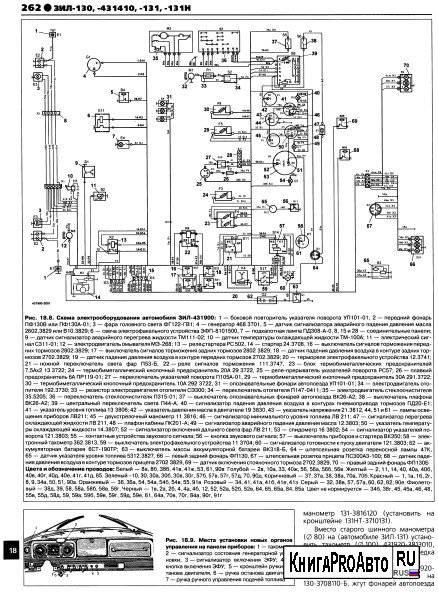 Автомобили зил-130, зил-138 их модификации: руководство по эксплуатации -1985 год