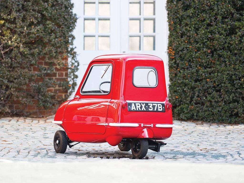 Топ 10 самых маленьких машин в мире: фото, характеристики