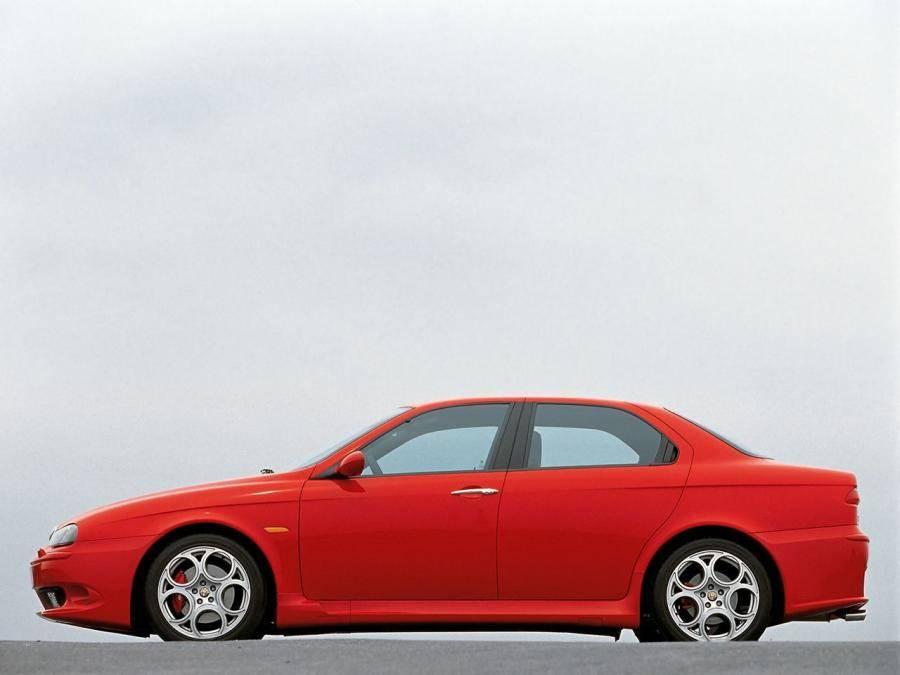 5 причин покупать и не покупать alfa romeo 156   autoclub99.ru