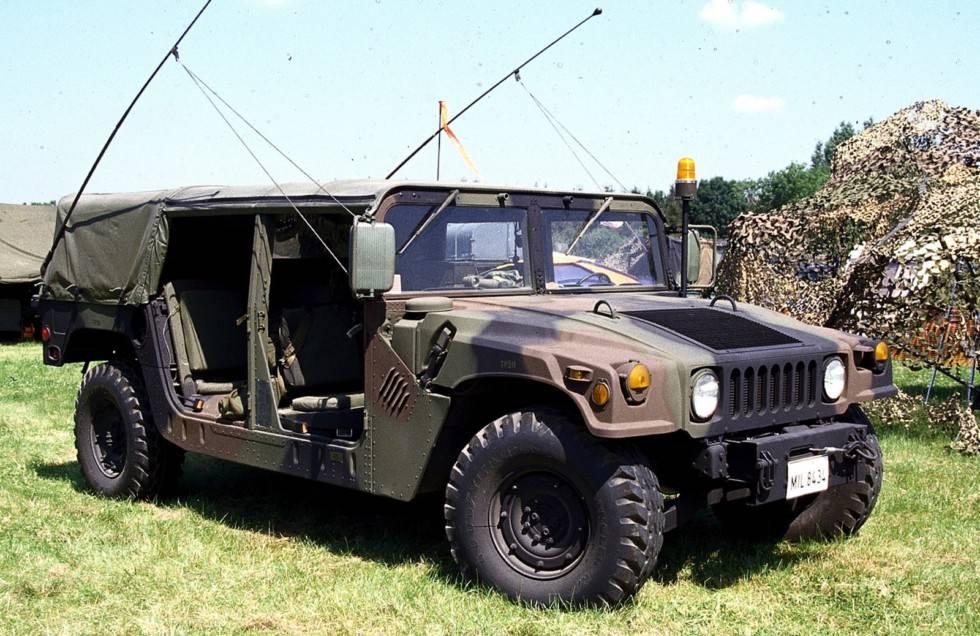 Hummer h3 (2005-2010) - авангард