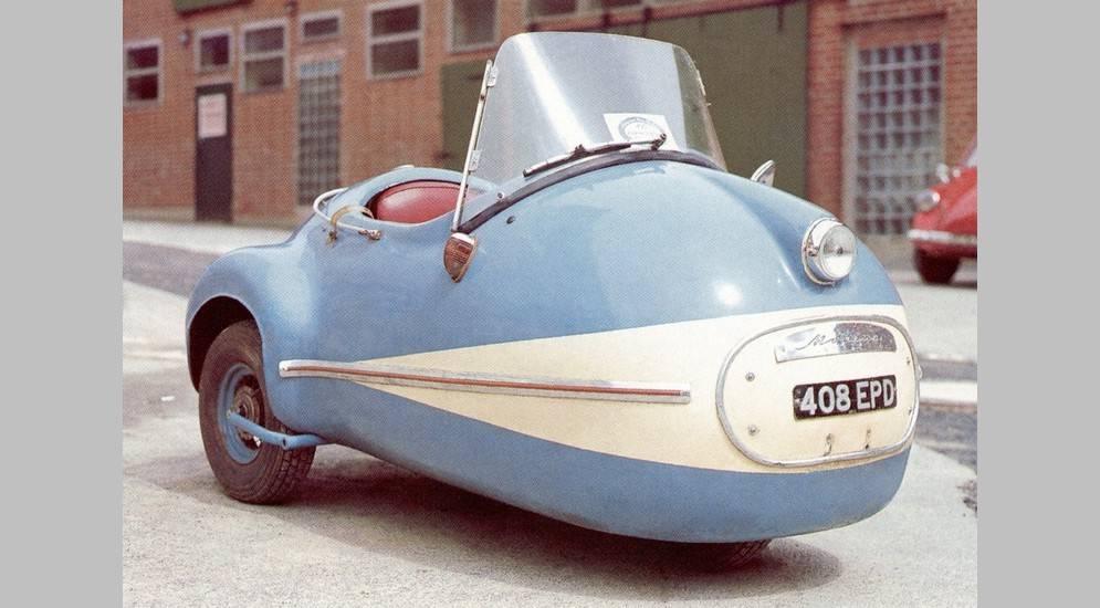 12 самых необычных автомобилей прошлого, которые как минимум вызывают удивление • всезнаешь.ру