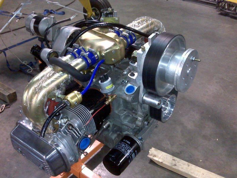 Оппозитный двигатель, достоинства и недостатки