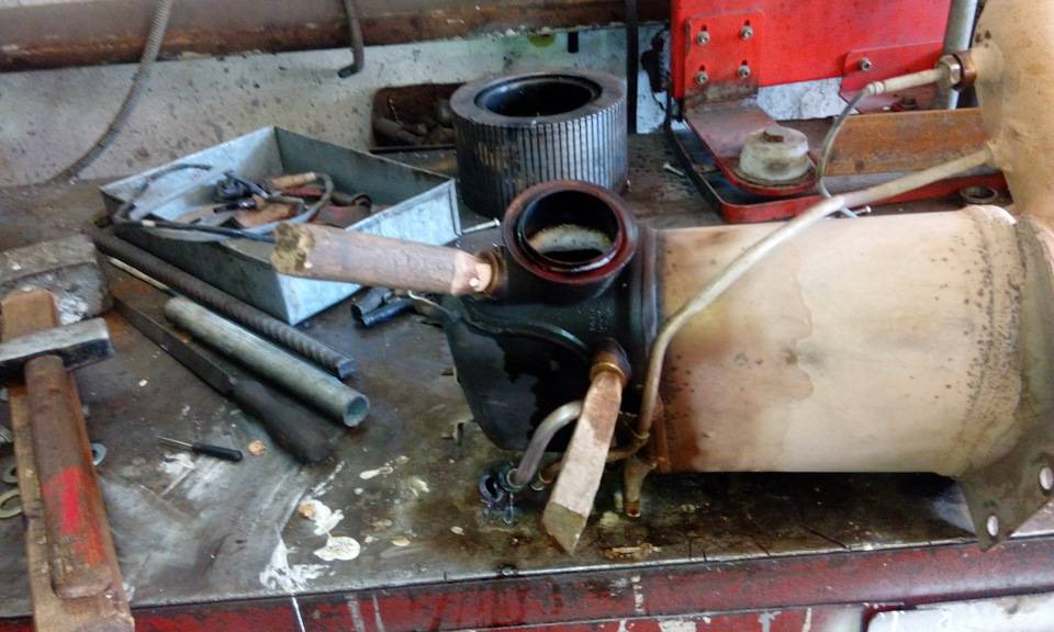 Как самому очистить сажевый фильтр дизельного двигателя
