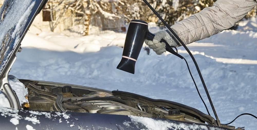 Как долго надо прогревать машину. сколько греть дизель зимой