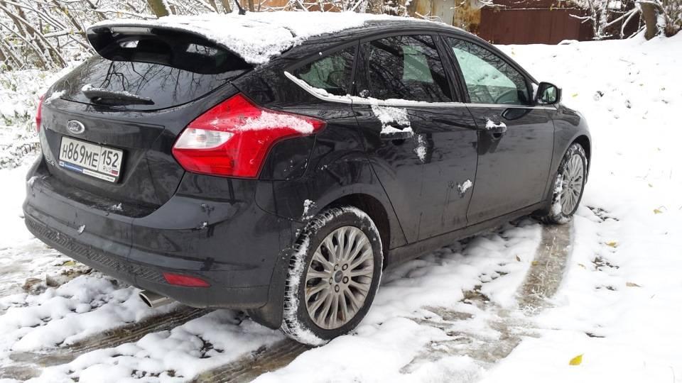 Автомобиль без фокусов: обзор Ford Focus III