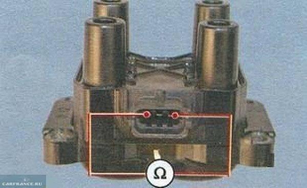 Признаки неисправности модуля зажигания ваз 2114: видео о том, как его проверить мультиметром, снять и заменить самому, фото и схемы подключения устройства