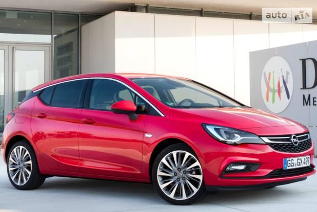 Opel astra gtc, 3-дверный хэтчбек, поколение 2014 года. динамичный, комфортный, уверенный