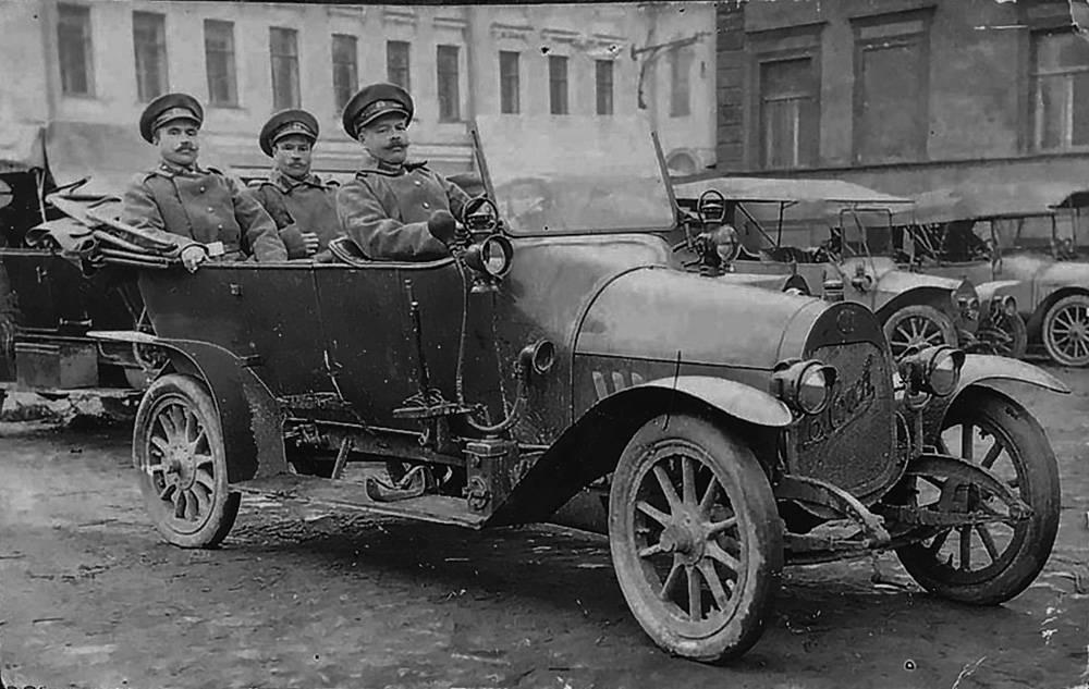 Рождение российского автопрома