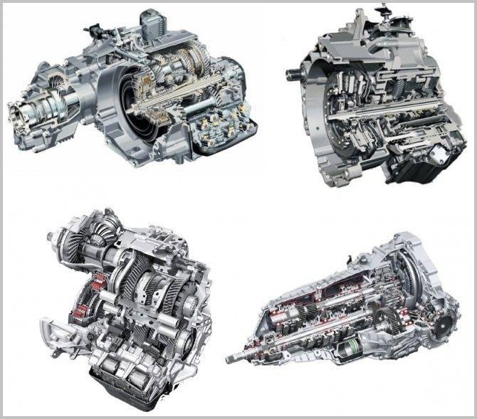 Какие бывают типы коробок передач и чем они отличаются?
