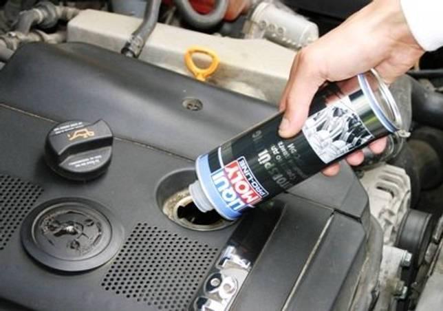 Спецвопрос: как промыть двигатель от нагара без разборки узлов