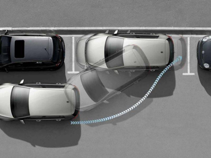 Автоматическая парковка автомобиля (парковочный автопилот) в 2020 году