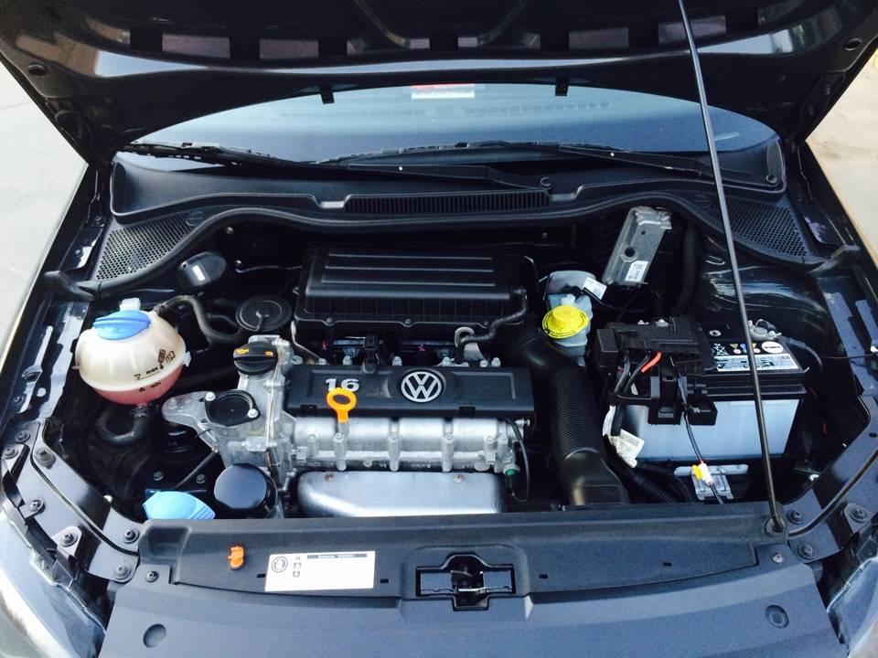 Двигателя устанавливаемые на поло седан