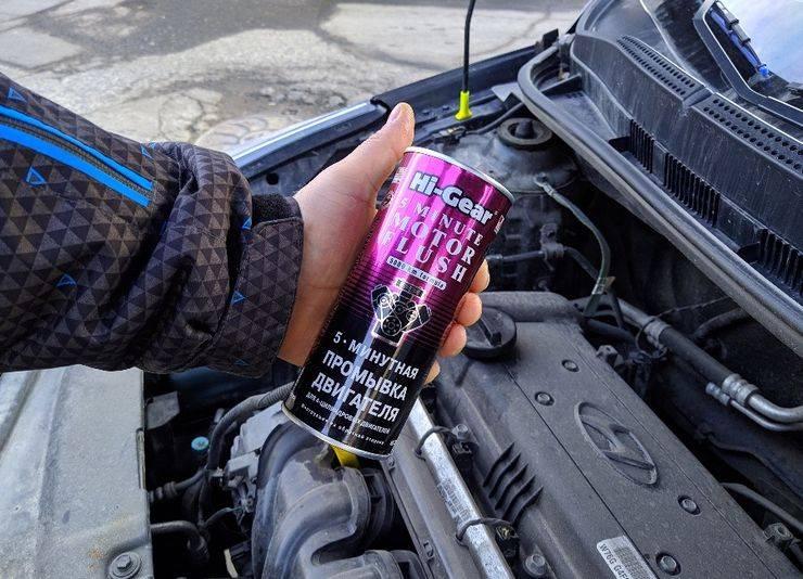 Нужно ли промывать двигатель при замене масла