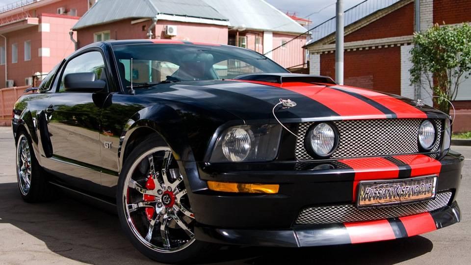 В чем сила авто от Ли Якокки — обзор Ford Mustang