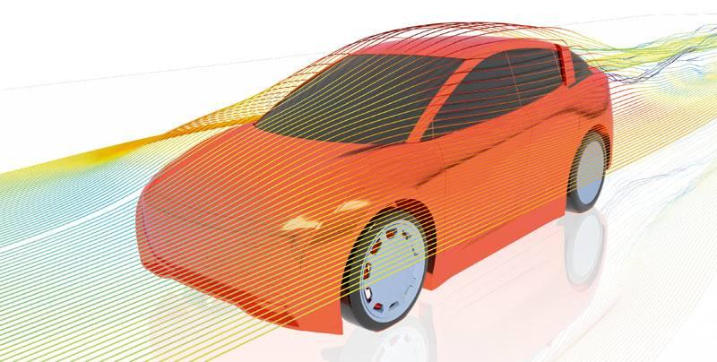 Устройство автомобиля – «аэродинамика автомобиля»