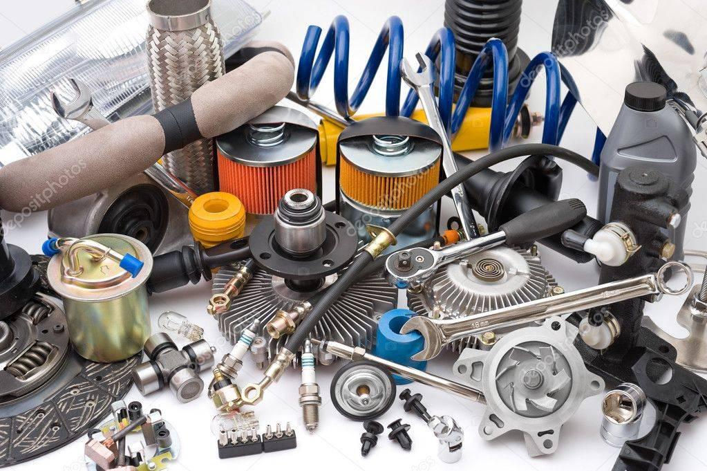 Запасные части на автомобиль, как делать покупку правильно